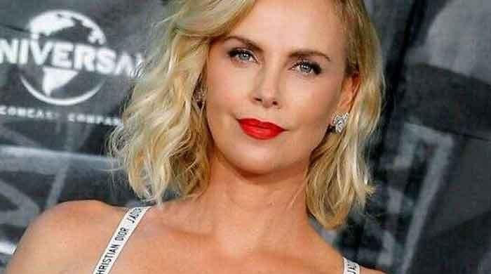 Charlize Theron thanks Drew Barrymore for inviting her on show