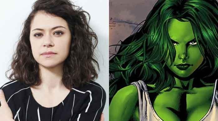 Tatiana Maslany to play Marvel's She-Hulk