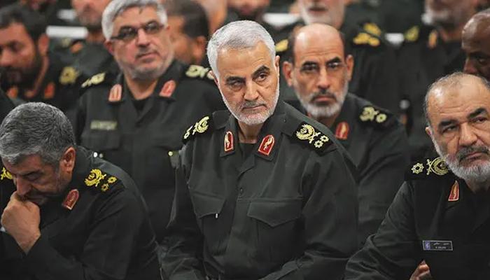 Iran`s Revolutionary Guard vows `honourable` revenge for Qasem Soleimani killing
