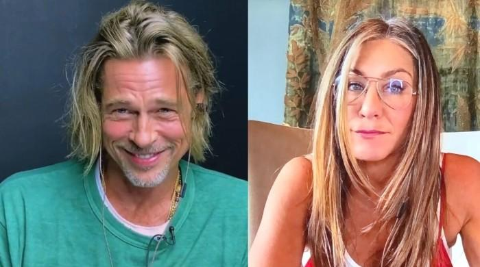 Jennifer Aniston, Brad Pitt react to fans being obsessed with their reunion - The News International