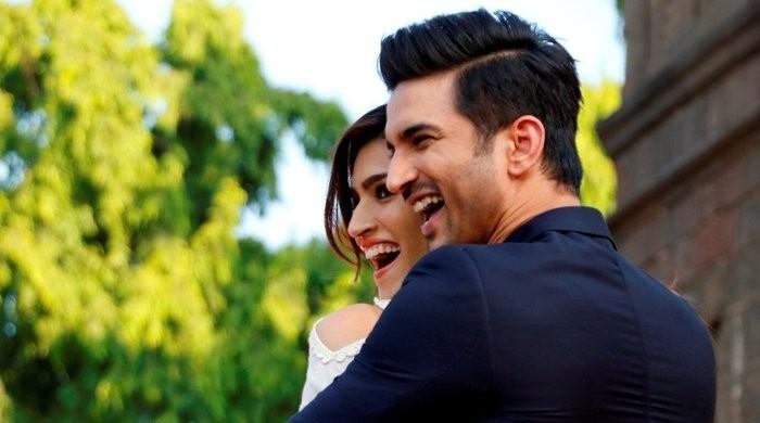 Close friend confirms Sushant Singh Rajput, Kriti Sanon were in a relationship - The News International