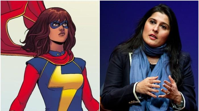 Sharmeen Obaid-Chinoy to helm 'Ms. Marvel' as the studio's first Pakistani filmmaker