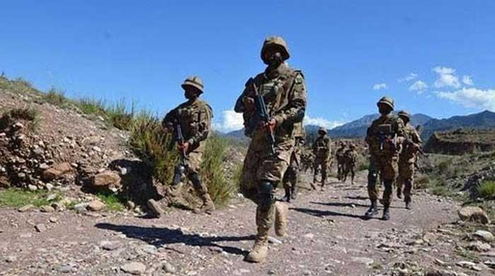 Security forces gun down four terrorists in Awaran IBO