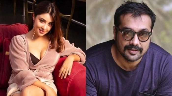 Anurag Kashyap accused of sexual misconduct by actress Payal Ghosh