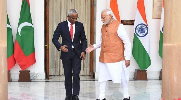 India announces $250m loan to virus-hit Maldives