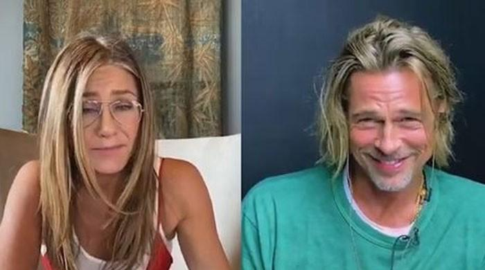 Jennifer Aniston sports red bikini to impress Brad Pitt during reunion - The News International