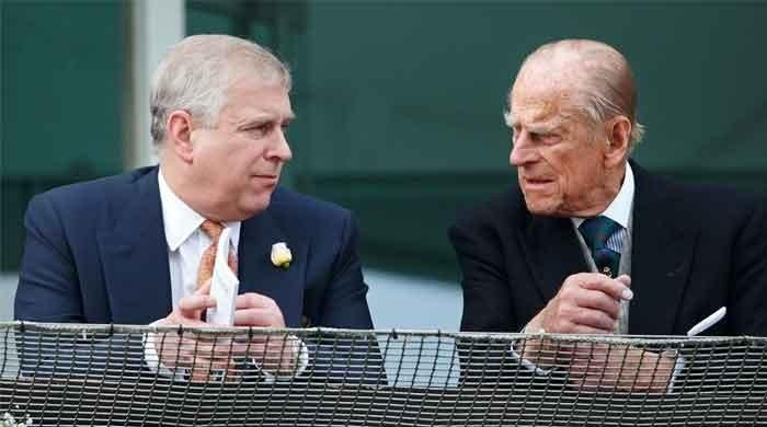 Prince Andrew is getting the cold shoulder from Prince Philip and royal family? - The News International