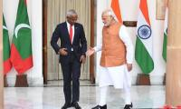 India announces $250m loan to virus-hit Maldives