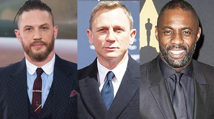 Idris Elba and Tom Hardy tipped to replace Daniel Craig as 007 in new James Bond - The News International