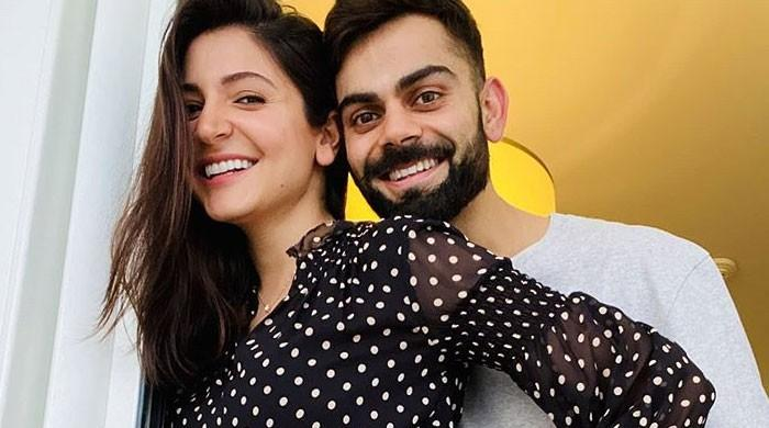 Anushka Sharma's baby bump clearly visible in latest swimsuit photo
