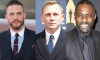 Idris Elba and Tom Hardy tipped to replace Daniel Craig as 007 in new James Bond