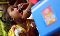 Polio vaccination campaign resumes across Pakistan after four-month suspension