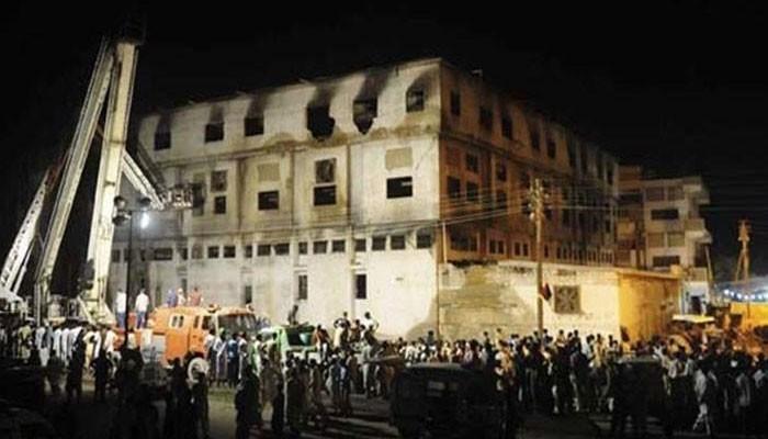 2 receive death sentences for deadly 2012 Pakistani factory fire