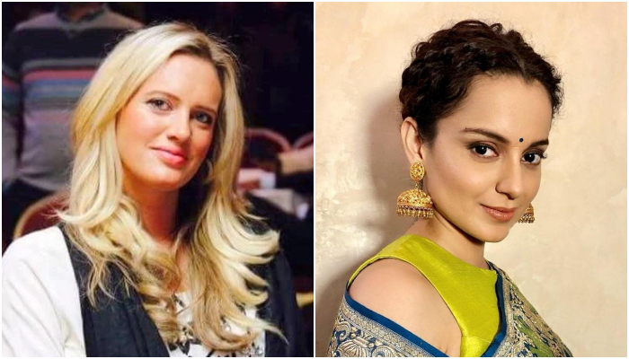 You are not exactly Mother Teresa, Shaniera Akram tells Kangana