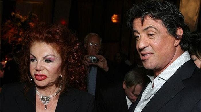 Sylvester Stallones mom Jackie Stallone passes away at age of 98 - The News International