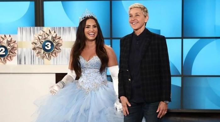 Demi Lovato praises Ellen DeGeneres after her public apology on show - The News International