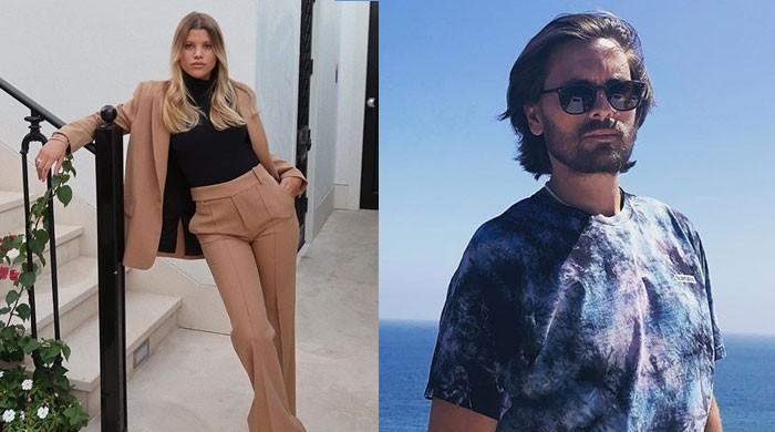 Sofia Richie stuns her ex Scott Disick with a dazzling photo - The News International