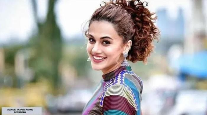 Taapsee Pannu touches on the 'endless debates about insider vs outsider' in Bollywood