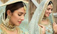 Ayeza Khan spreads colours around with her stunning beauty in new photoshoot
