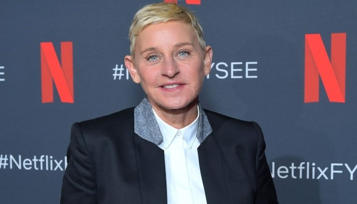 Ellen DeGeneres talks about toxic workplace allegations for the first time