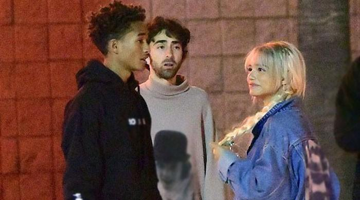 Sofia Richie's friend Jaden Smith sparks romance rumours with Sab Zada