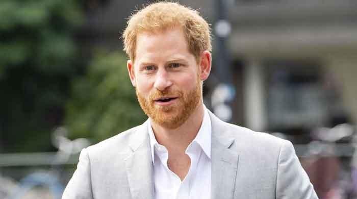 Prince Harry reveals he never voted in his entire life