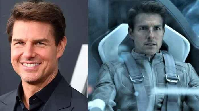 Tom Cruise gears up to 'fly into space' to film Nasa-backed project