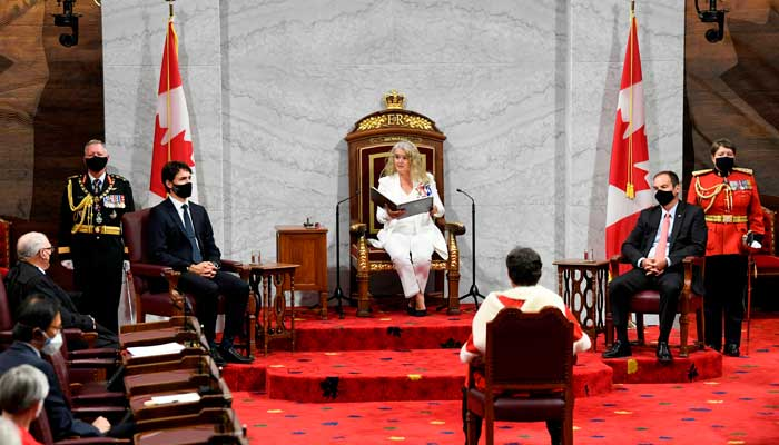 Throne speech signals national child-care program is on the way