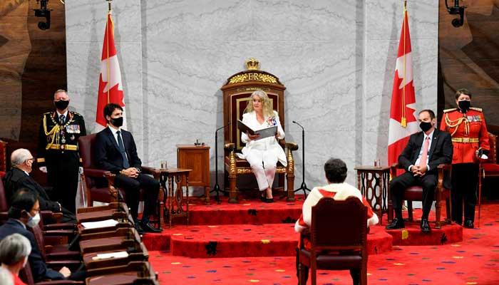 LILLEY: Trudeau's address a rehash of Throne Speech