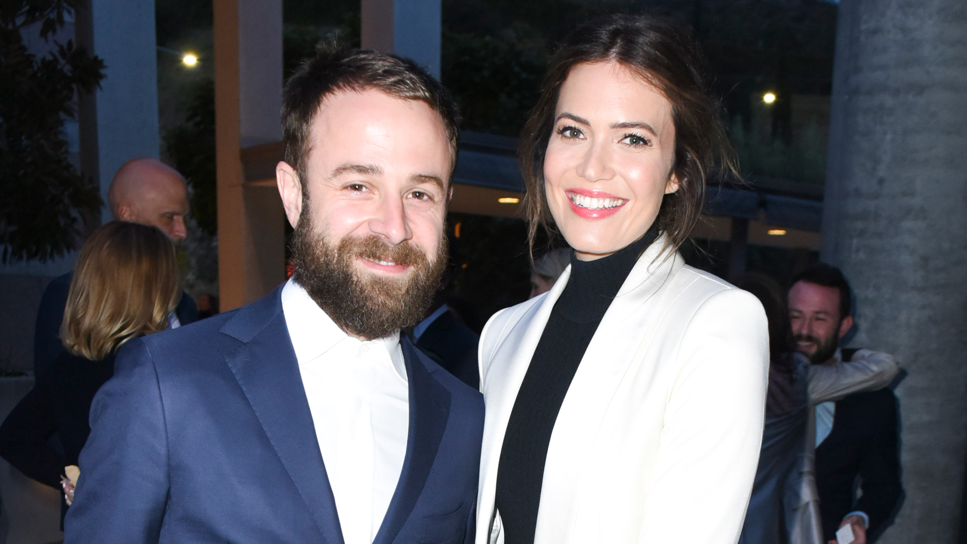 Mandy Moore is pregnant, expecting first child with husband Taylor Goldsmith