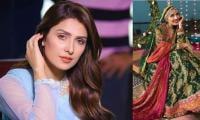 Ayeza Khan rocks a traditional look to stun fans