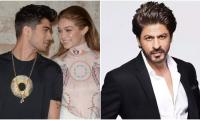 Zayn Malik made Gigi Hadid watch Shah Rukh Khan's 'Devdas'