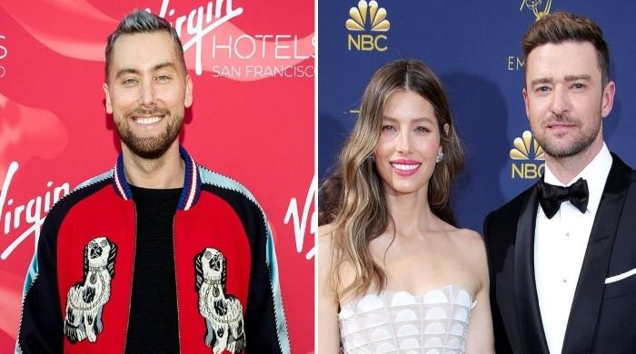 Lance Bass just confirmed Justin Timberlake, Jessica Biel welcomed second child in July - The News International