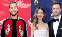 Lance Bass just confirmed Justin Timberlake, Jessica Biel welcomed second child in July