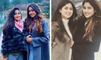 Sajal Ali's latest photo leaves Janhvi Kapoor stunned