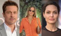 Brad Pitt's new girlfriend Nicole Poturalski shuts down speculations she 'hates' Angelina Jolie
