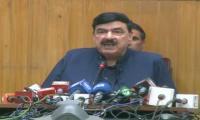 Rashid demands Nawaz to share agenda of calls made to Modi from outside Pakistan