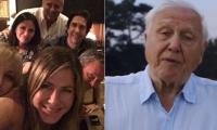 David Attenborough breaks Jennifer Aniston's THIS Instagram record