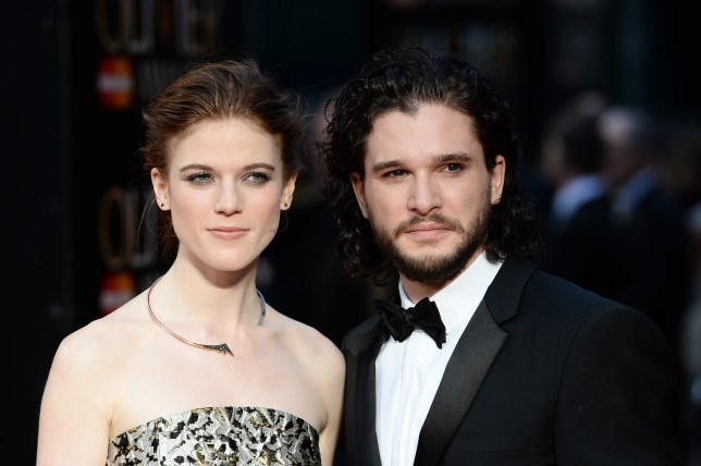 Kit Harington, Rose Leslie of Game of Thrones fame expecting first child