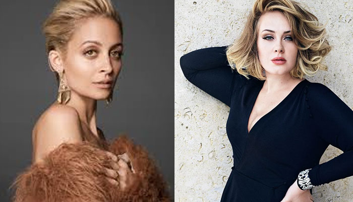 Adele wishes Nicole Richie happy belated birthday with hilarious prank video