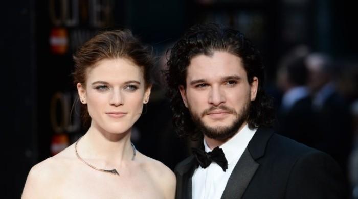 Game of Thrones stars Kit Harington, Rose Leslie announce pregnancy - The News International