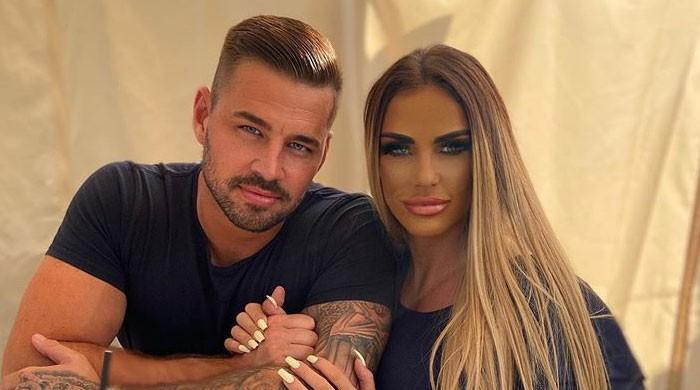 Is Katie Price pregnant with her first baby with new beau Carl Woods? - The News International
