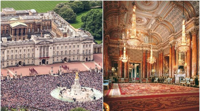 Buckingham Palace marketed for an astounding price on a real estate site - The News International