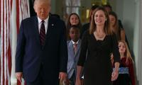 Trump names ´brilliant´ Amy Coney to US Supreme Court