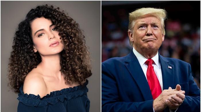 Kangana Ranaut 'appreciates the context' of Donald Trump's attack on Joe Biden