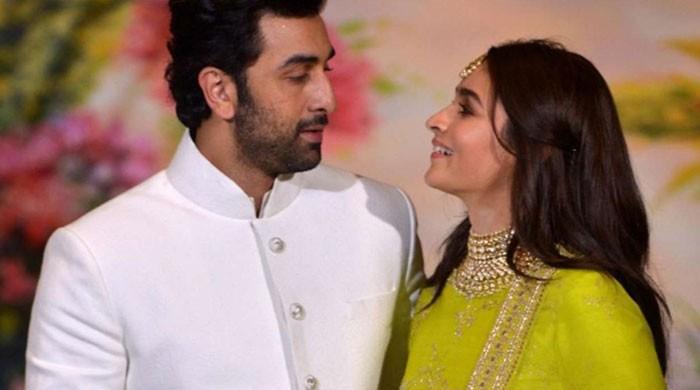 Alia Bhatt gushes over Ranbir Kapoor in adorable birthday tribute