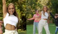 Jennifer Lopez sets internet ablaze as she dances with twins to her new hit 'Pa Ti'