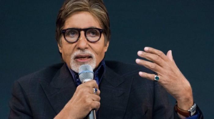 Amitabh Bachchan becomes a pledged organ donor - The News International