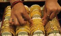 Gold prices decrease in Pakistan by Rs300 per tola