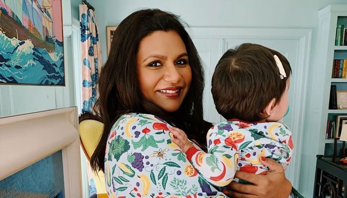 Mindy Kaling Gave Birth to 2nd Child Last Month
